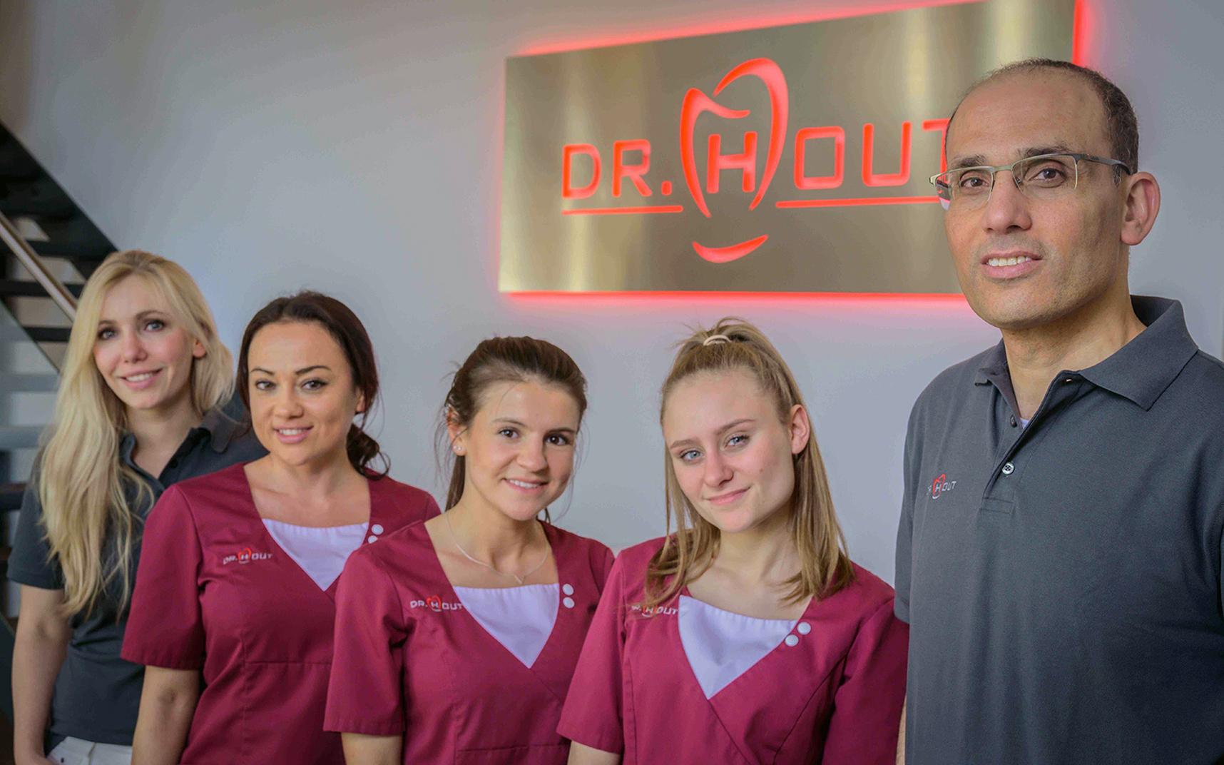 Zahnarztpraxis Team Dr. Hout