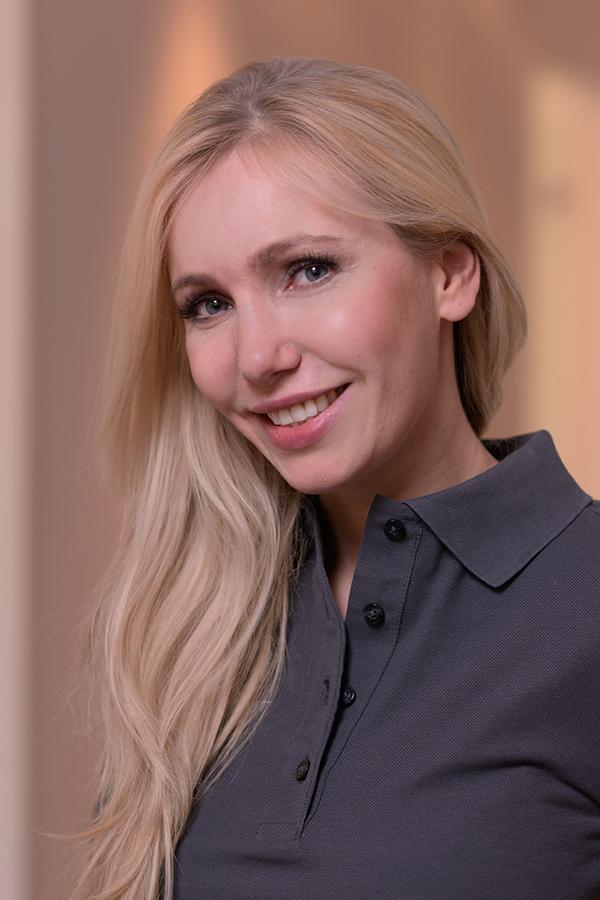 Zahnärztin Katy Rosenthal
